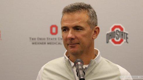 Urban Meyer talks CFP.