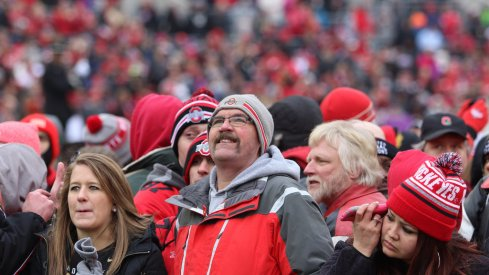 Ohio State fans aren't exactly scooping up tickets for the Fiesta Bowl against Clemson.