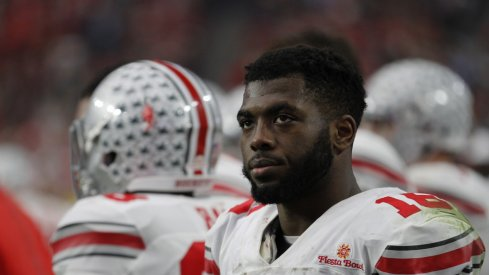 J.T. Barrett getting his first opportunity to play in the College Football Playoff with Ohio State's trip to the Fiesta Bowl.