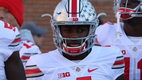 Ohio State's Curtis Samuel is enjoying a breakout season.