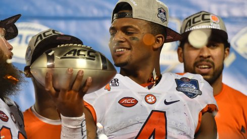 Clemson's Deshaun Watson has had Urban Meyer's attention for some time now.