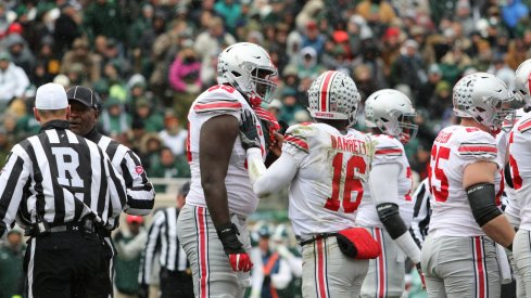 Five players that must step up for Ohio State to have a chance at beating Clemson in the Fiesta Bowl.