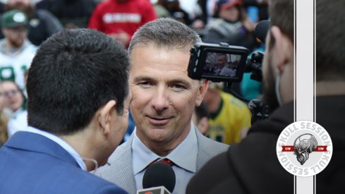 Ohio State's Urban Meyer interviews with the December 10th 2016 Skull Session.