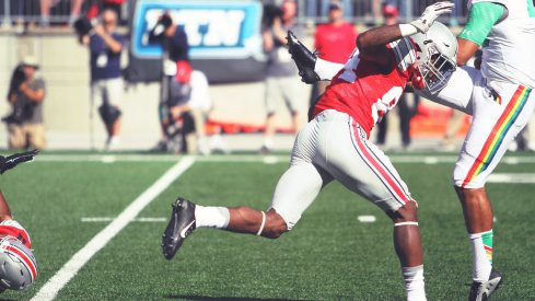 Rewinding the careers of Corey Smith, Cam Burrows and walk-ons from Ohio State's 2016 senior class.