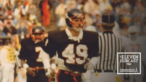 Urban Meyer in his playing days as a Cincinnati Bearcat.