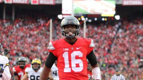 Ohio State quarterback J.T. Barrett will be huge against Clemson.