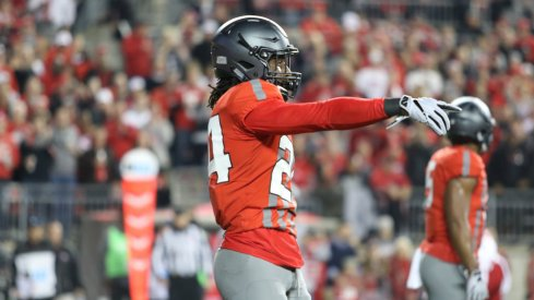 Four Ohio State players named to AFCA All-American teams: Malik Hooker, Pat Elflein, Billy Price and Raekwon McMillan.