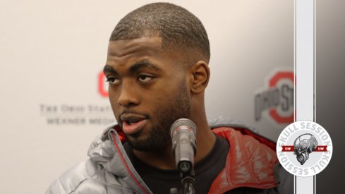 Ohio State quarterback J.T. Barrett is incredulous about the December 16th 2016 Skull Session.