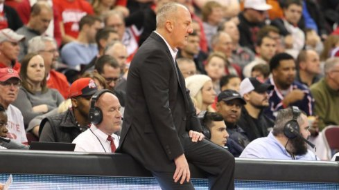 Thad Matta dropped to 9-16 against ranked opponents since the 2013-14 season.