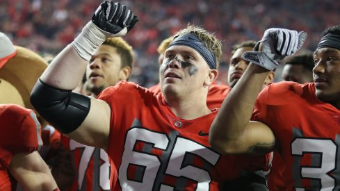 Fight to the End looks back and celebrates the brilliant career of Ohio State's Pat Elflein.