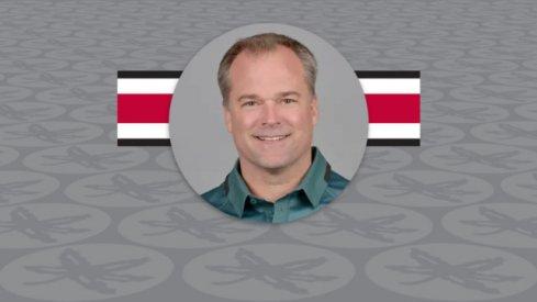 New Ohio State defensive assistant coach Bill Davis.