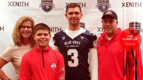 Ohio State placekicker commit Blake Haubeil