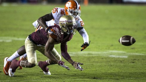 Clemson's All-American cornerback has shouldered a heavy burden for the Tigers