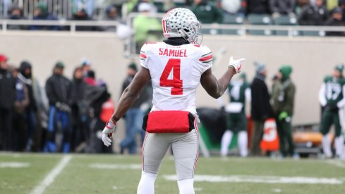 Ohio State H-back Curtis Samuel.
