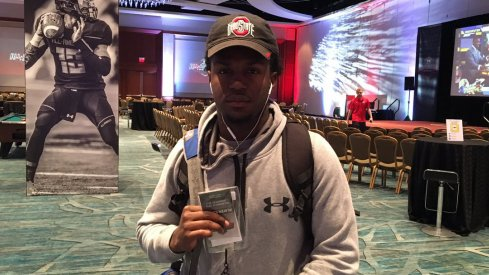 Four-star defensive back commit Marcus Williamson will represent the Buckeyes in Orlando.