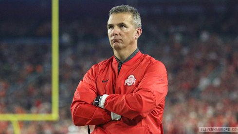 Urban Meyer was shutout for the first time in his career.