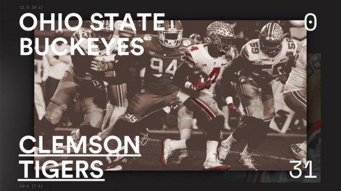 Ohio State Clemson Header
