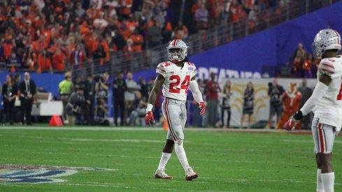Malik Hooker declares for the NFL Draft.