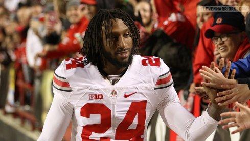 Ohio State safety Malik Hooker