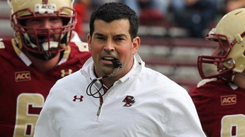 New Ohio State quarterbacks coach Ryan Day.
