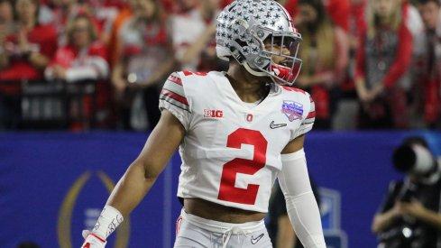Ohio State cornerback Marshon Lattimore declares for the 2017 NFL Draft.