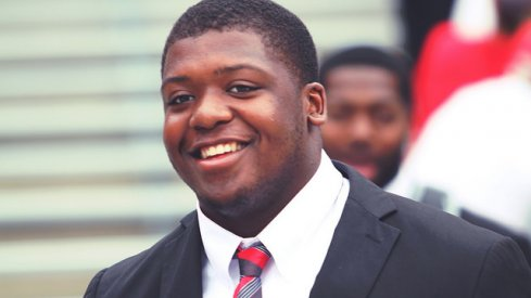 Ohio State offensive tackle Jamarco Jones to return for senior season.