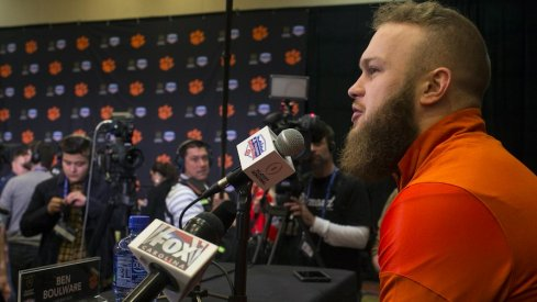 Ben Boulware shares thoughts on Curtis Samuel getting sexually assaulted.