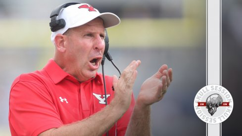 Bo Pelini and the Youngstown State Penguins charge up the January 7th 2017 Skull Session.