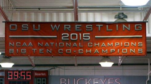 Ohio State Wrestling Room