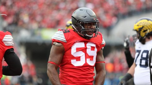 Tyquan Lewis will return to the Ohio State Buckeyes.
