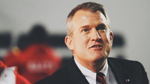 Report: Ed Warinner not leaving Ohio State for P.J. Fleck's Minnesota.