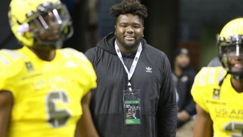 Larry Johnson is hoping to add five-star Marvin Wilson on national signing day.