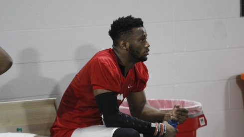 Former Ohio State wide receiver Torrance Gibson transferring to Cincinnati.