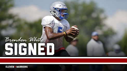 Four-star athlete Brendon White was one of the more versatile high school players in America.