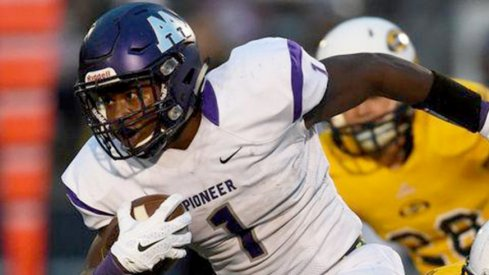 Four-star linebacker Antjuan Simmons has committed to Michigan State.