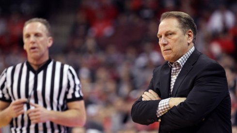 Exciting things happen when Tom Izzo comes to Columbus.