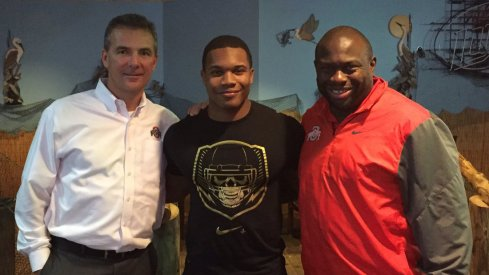 Will Ohio State bring in another 2017 running back to go along with early-enrollee J.K. Dobbins?