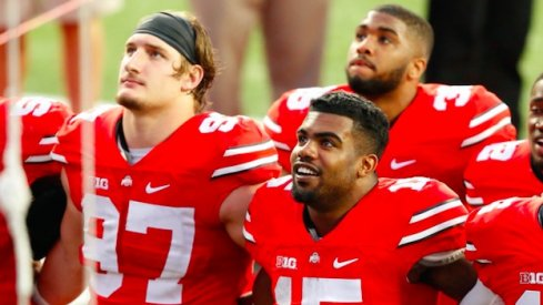 Ezekiel Elliott and Joey Bosa, former Ohio State teammates, named PFWA Rookies of the Year.