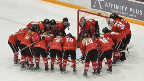 Ohio State women's hockey prepares to face No. 4 Minnesota.