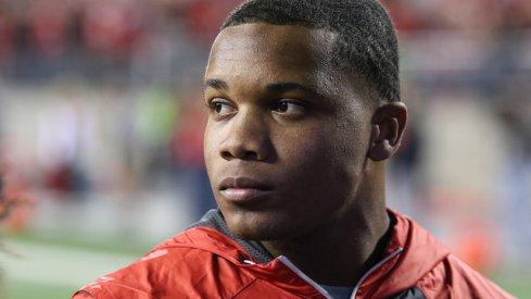 Ohio State four-star running back J.K. Dobbins profiled.