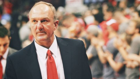 Thad Matta picked up his 13th win of the season last night against Minnesota.