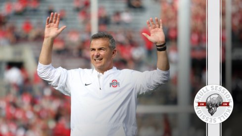 Ohio State's Urban Meyer celebrates another top-five recruiting class for the February 2nd 2017 Skull Session.