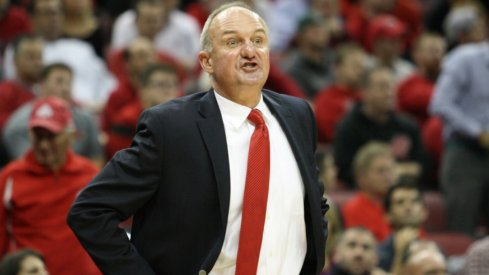 Thad Matta's squad improved to 15-10 overall and 5-7 in league action following last night's win over lowly Rutgers.