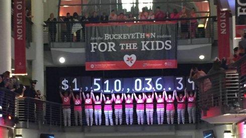 Ohio State's annual BuckeyeThon