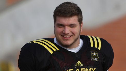 Josh Myers at the U.S. Army All-American Bowl.