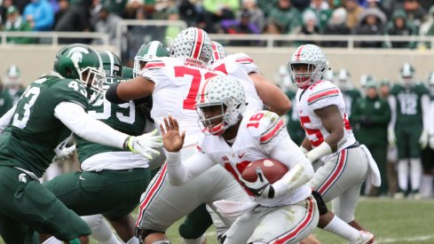 Outlining potential trap games for Ohio State in 2017.