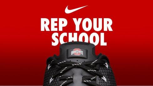 Rep your school: Nike Metcon Repper DSX-Ohio State