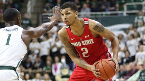 Michigan State topped Ohio State on Tuesday at the Breslin Center.