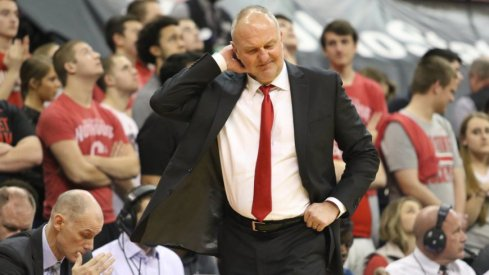 Thad Matta's players have mostly achieved statistical improvement this year but it hasn't translated to wins.