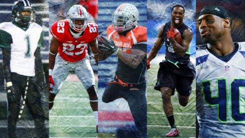 Tyvis Powell: high school, college, senior bowl, combine, NFL